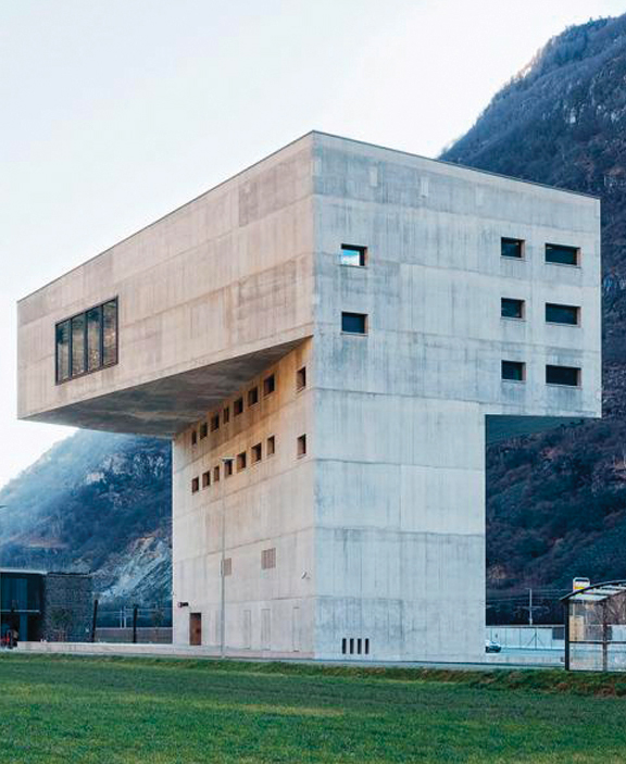 Centro Esercizi (CEP), Pollegio