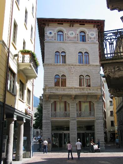 Banca Popolare di Sondrio, Lugano