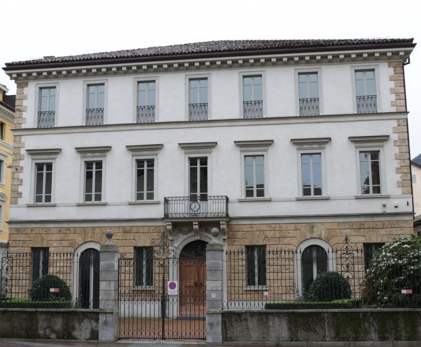Banca Wegelin, Lugano