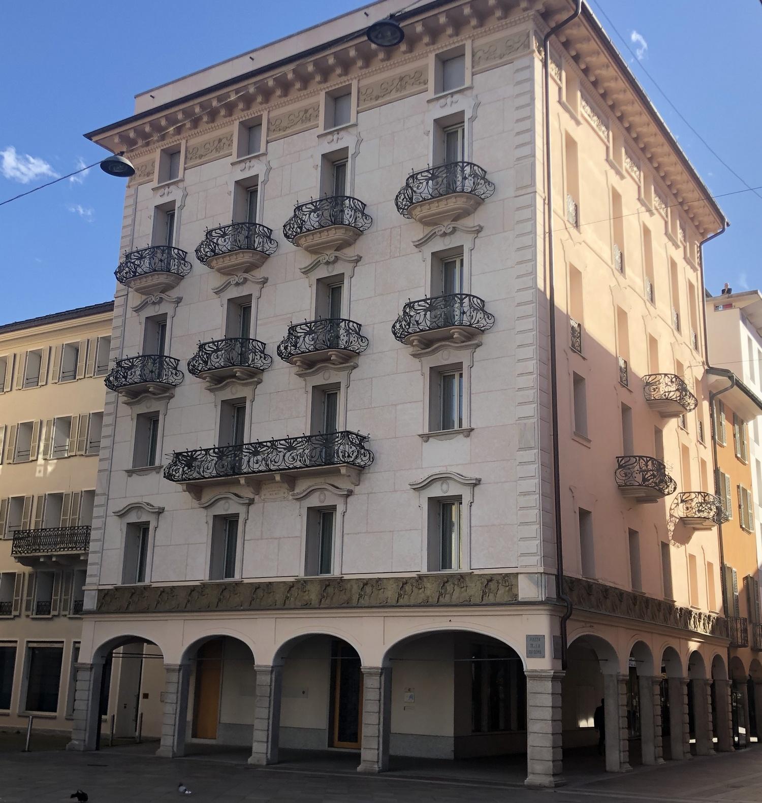 Banque Dépôt et de Gestion, Lugano
