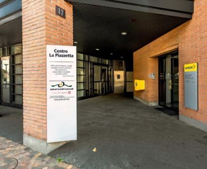 Centro la Piazzetta Loreto, Lugano