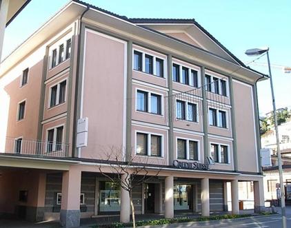 Credit Suisse, Ascona
