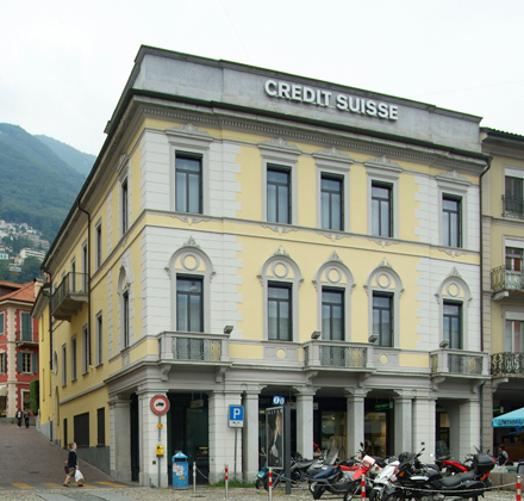 Credit Suisse, Locarno