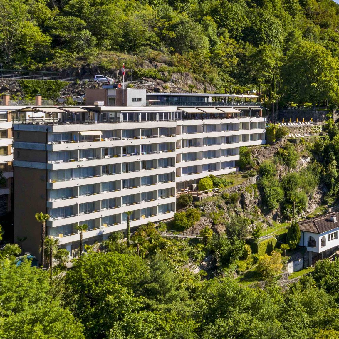 Hotel Casa Beato Berno, Ascona