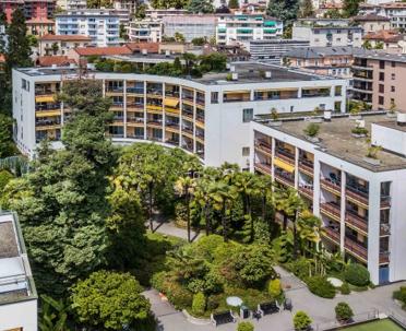 Residenza Al Parco Tertianum, Muralto