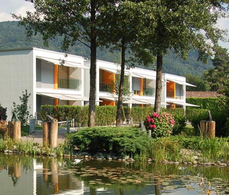 Residenza Rivabella, Magliaso