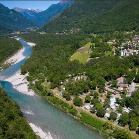 Campeggio Rivabella, Gordevio