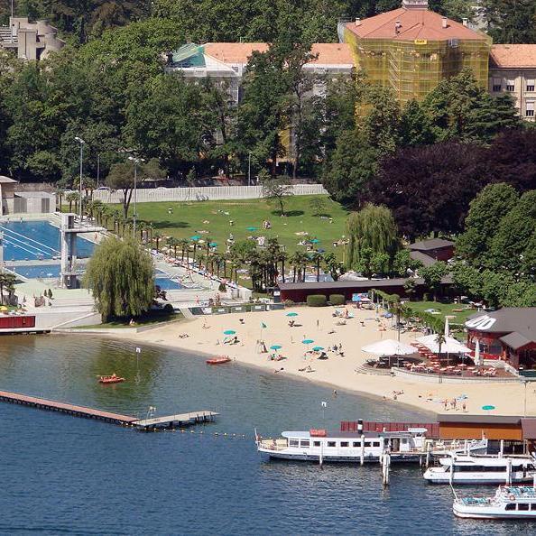 Lido Comunale, Lugano