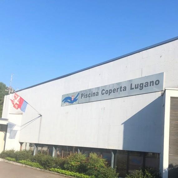 Piscina coperta Lido comunale, Lugano