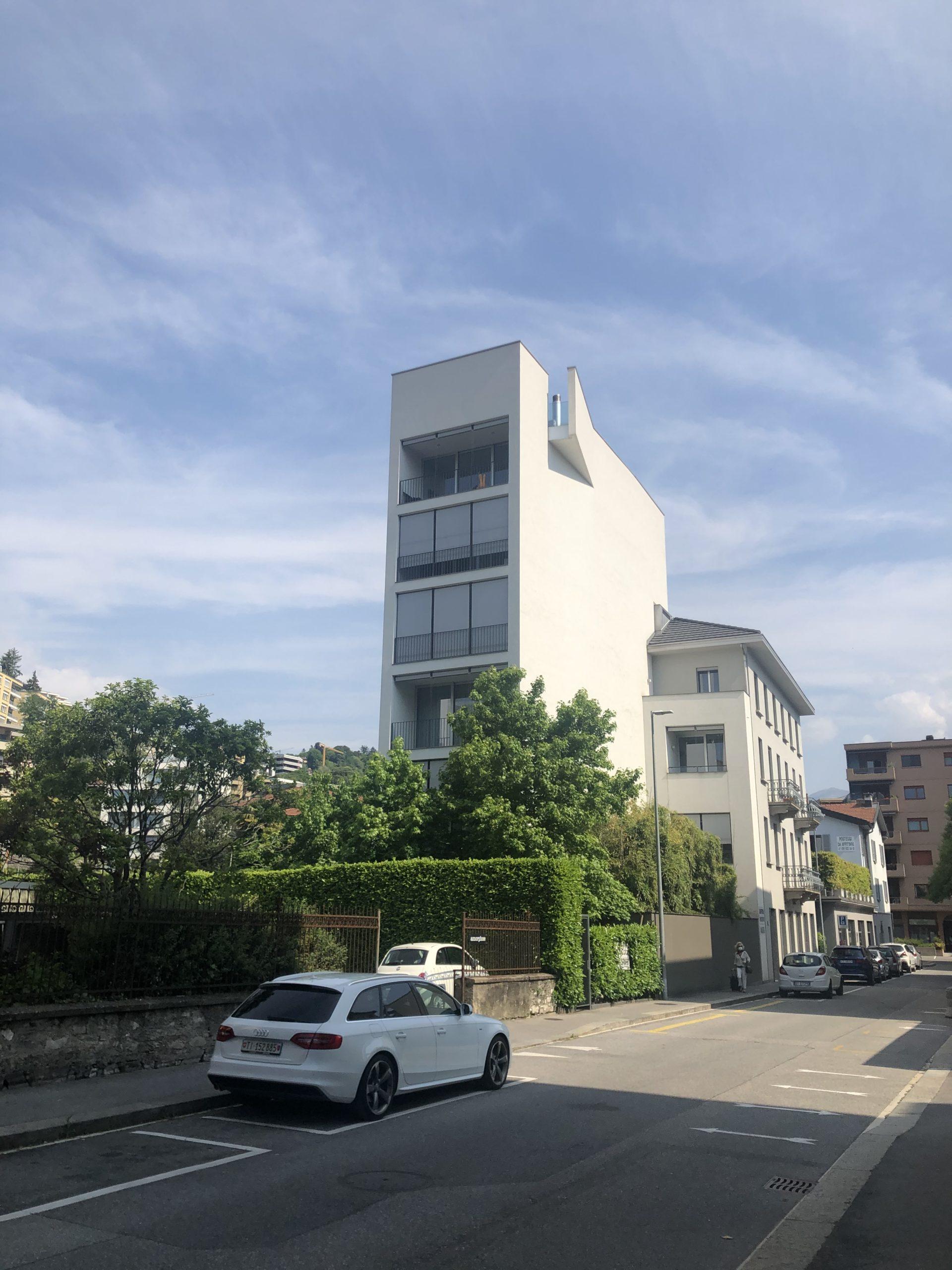 Casa Doppia, Lugano