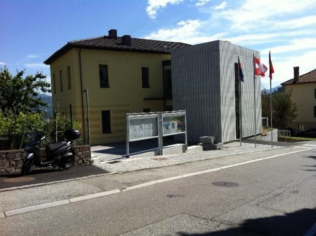 Casa comunale, Canobbio