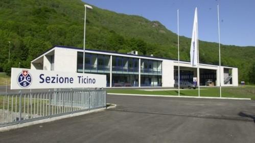 Centro tecnico Touring Club, Rivera