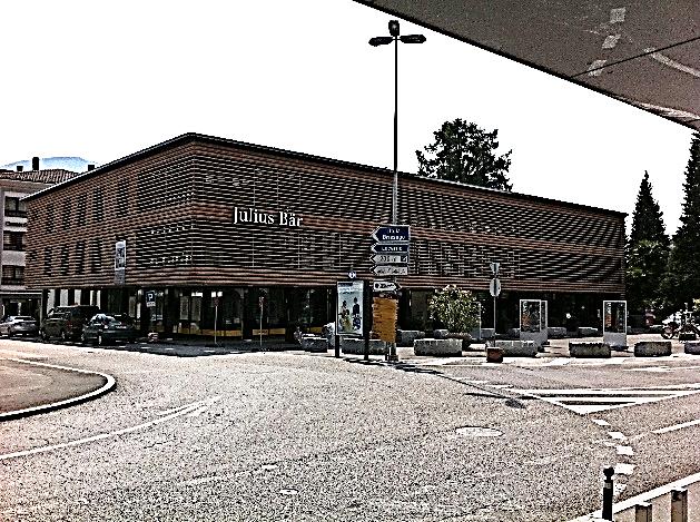 La Posta, Ascona