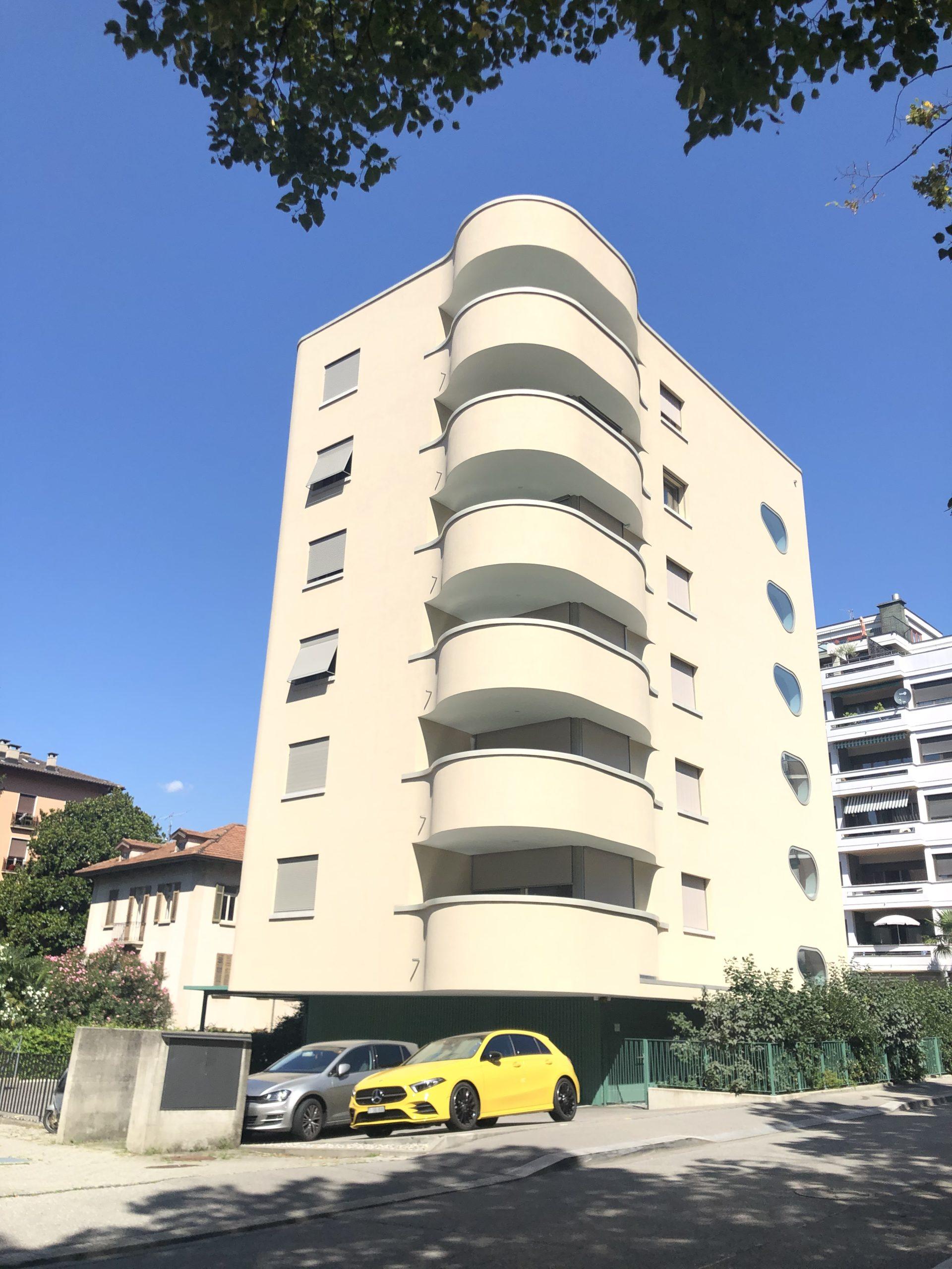 Residenza Girandola, Lugano Cassarate