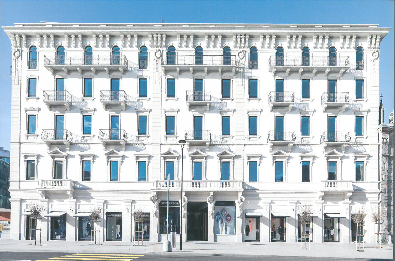 Residenza Palace, Lugano