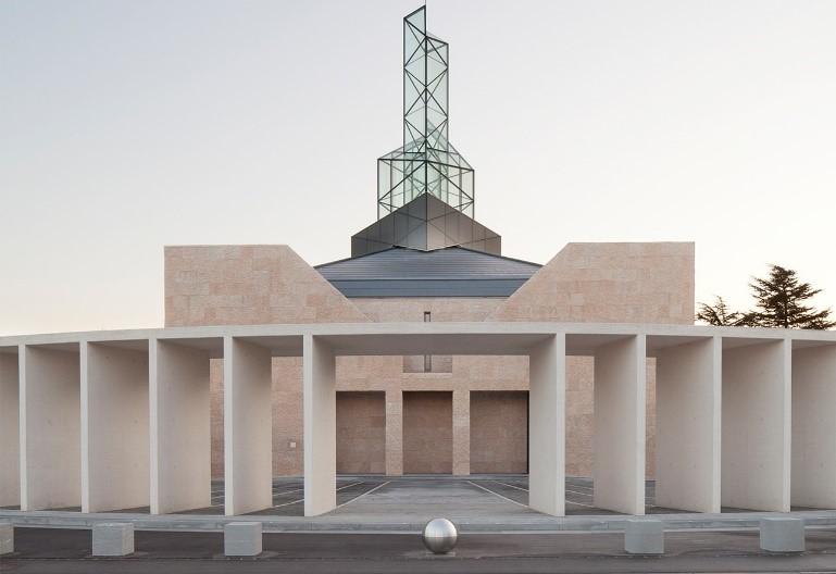 Centro parrocchiale, Breganzona
