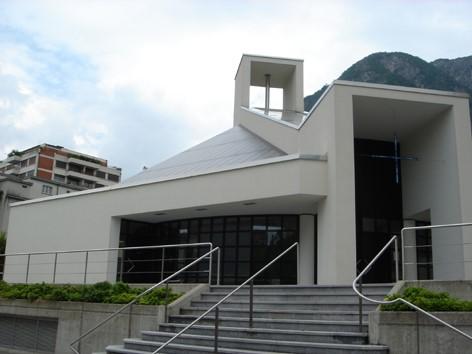 Chiesa Spirito Santo, Paradiso