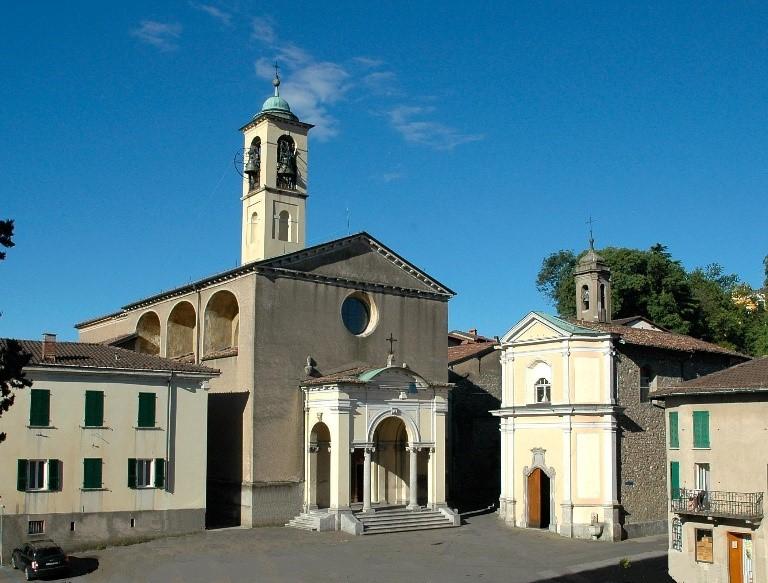 Chiesa parrocchiale, Stabio