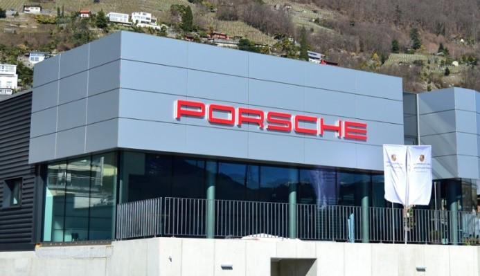 Autocentro Porsche Gordola