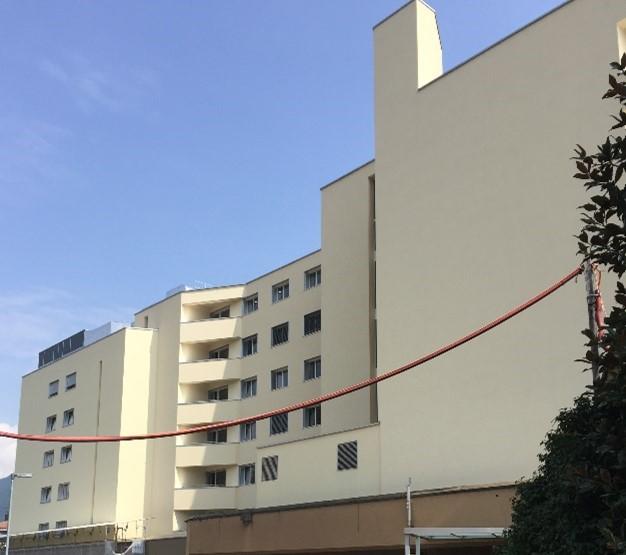 Clinica Moncucco Blocco A Lugano