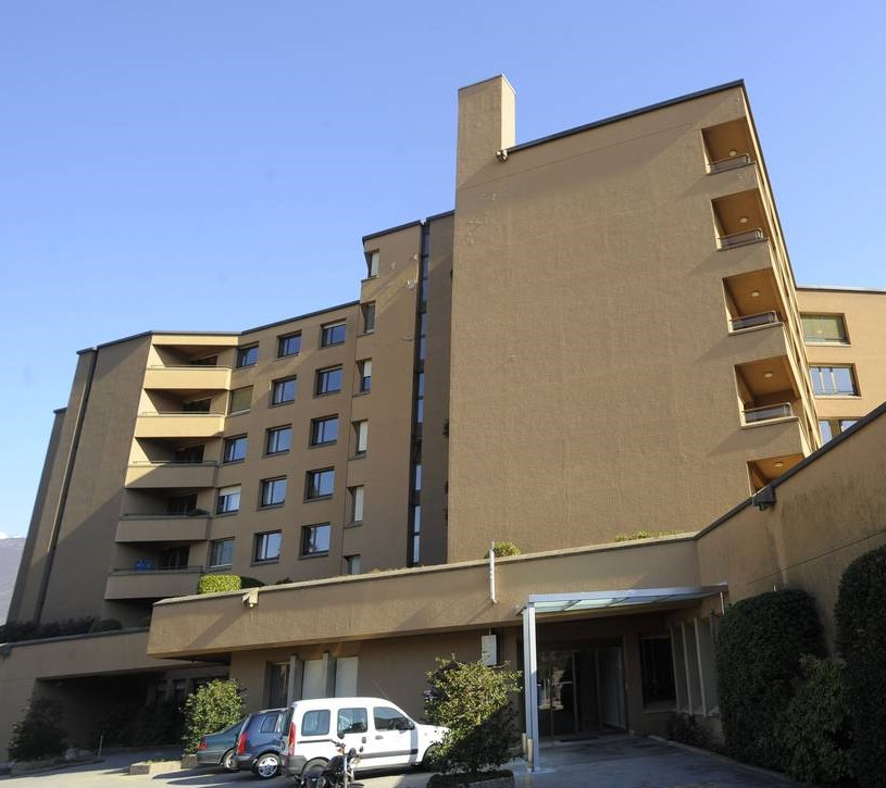 Clinica Moncucco day hospital Lugano
