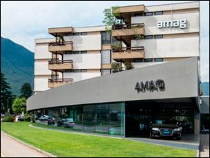 Ristrutturazione AMAG Giubiasco
